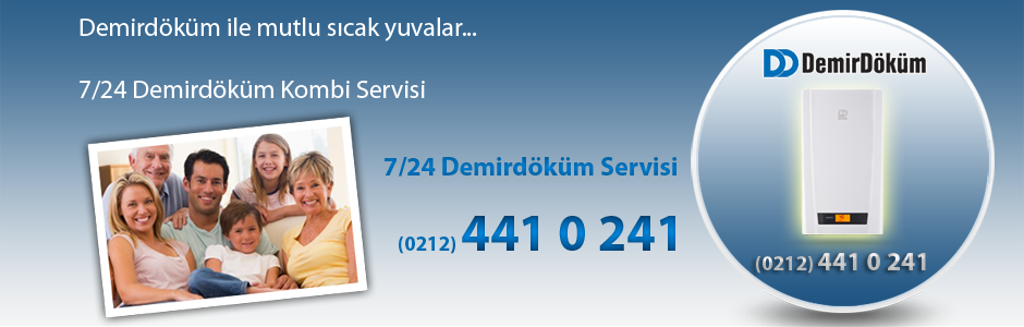 Zeytinburnu Demirdöküm Kombi Servisi, Profesyonel ekibimiz ile zeytinburnu demirdöküm servisi hizmetleri